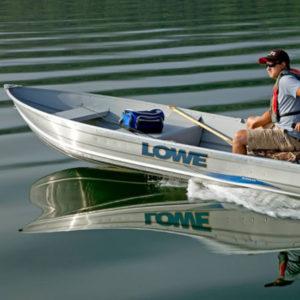 Lowe Utility Boats