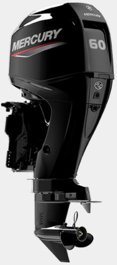 Mercury Outboard motor 60 hp